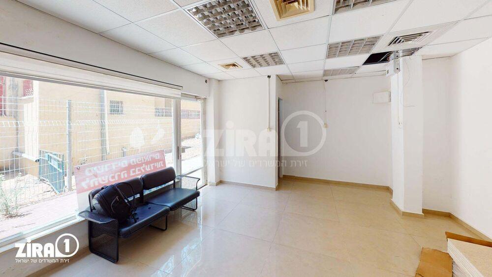 משרד בבניין בית הפנינה | קומה 0 | שטח 40מ״ר  | תמונה #0 - 1