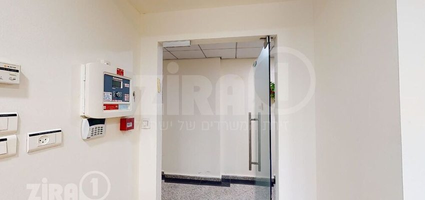 משרד בבניין בית אופק | קומה 4 | שטח 121מ״ר  | תמונה #0 - 1