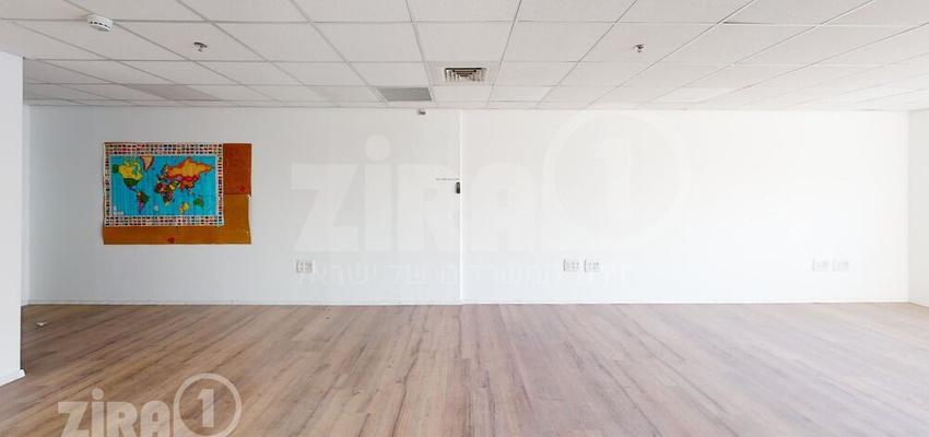 משרד בבניין בית דנ-אביב | קומה 4 | שטח 125מ״ר  | תמונה #0 - 1