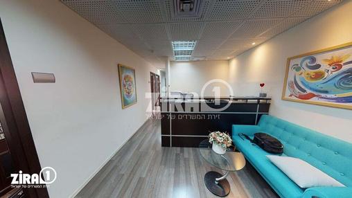 משרד בבניין בית יעקבי | קומה 4 | שטח 150מ״ר  | תמונה #7 - 1