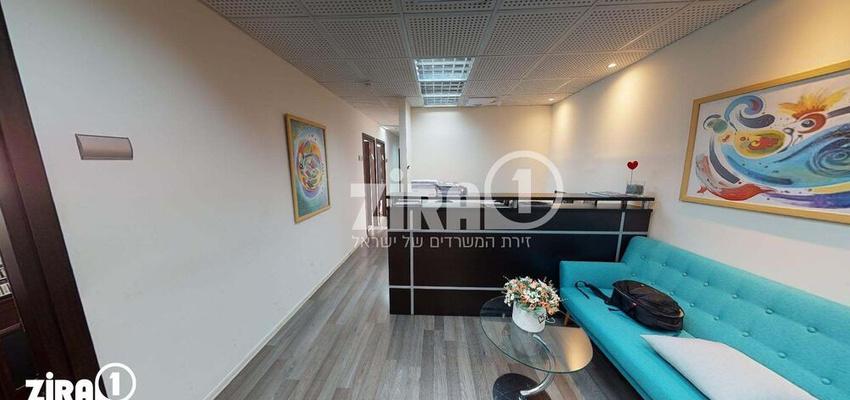 משרד בבניין בית יעקבי   קומה 4   שטח 150מ״ר    תמונה #0 - 1