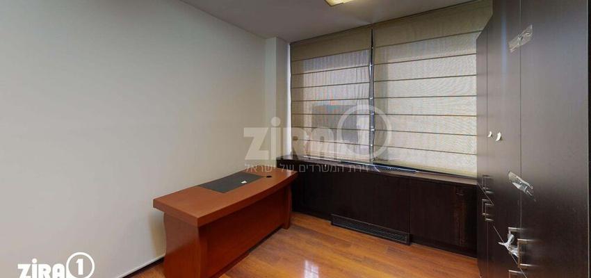 משרד בבניין שוהם 8  | קומה 4 | שטח 170מ״ר  | תמונה #0 - 1