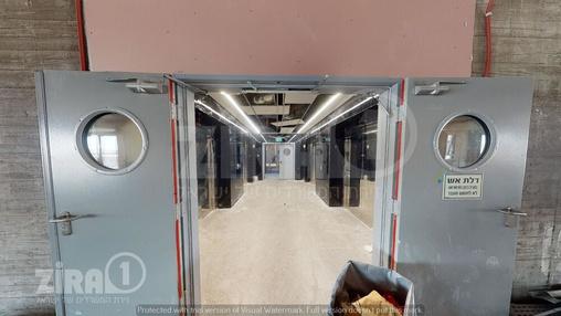 משרד בבניין טרמינל פארק-ב' | קומה 4 | שטח 350מ״ר  | תמונה #17 - 1