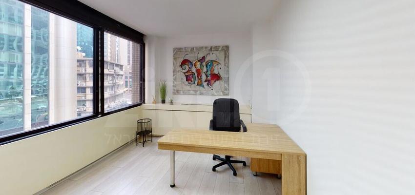 משרד בבניין שוהם 8  | קומה 4 | שטח 45מ״ר  | תמונה #0 - 1