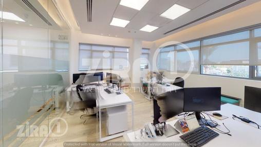 משרד בבניין אופק 8 | קומה 1 | שטח 170מ״ר  | תמונה #2 - 1