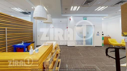 משרד בבניין אופק 8 | קומה 1 | שטח 905מ״ר  | תמונה #0 - 1
