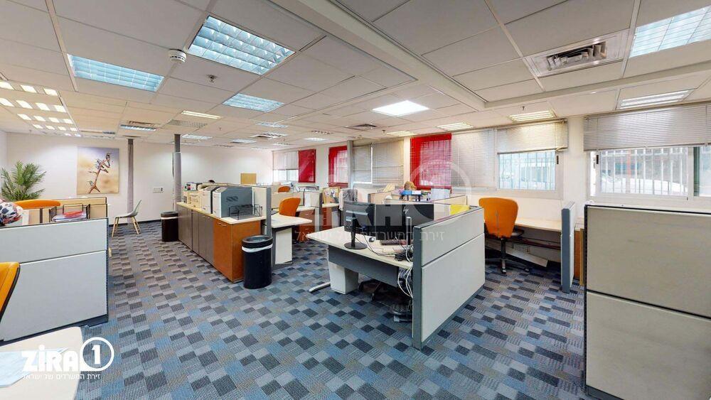 משרד בבניין בית אוריין | קומה 0 | שטח 640מ״ר  | תמונה #0 - 1