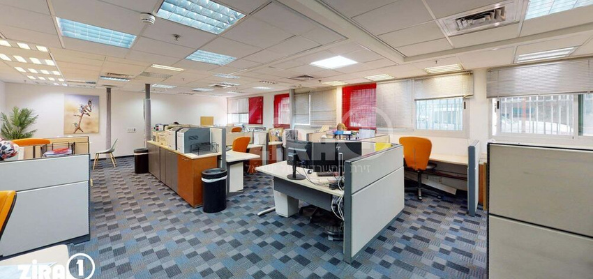 משרד בבניין בית אוריין   קומה 0   שטח 640מ״ר    תמונה #0 - 1