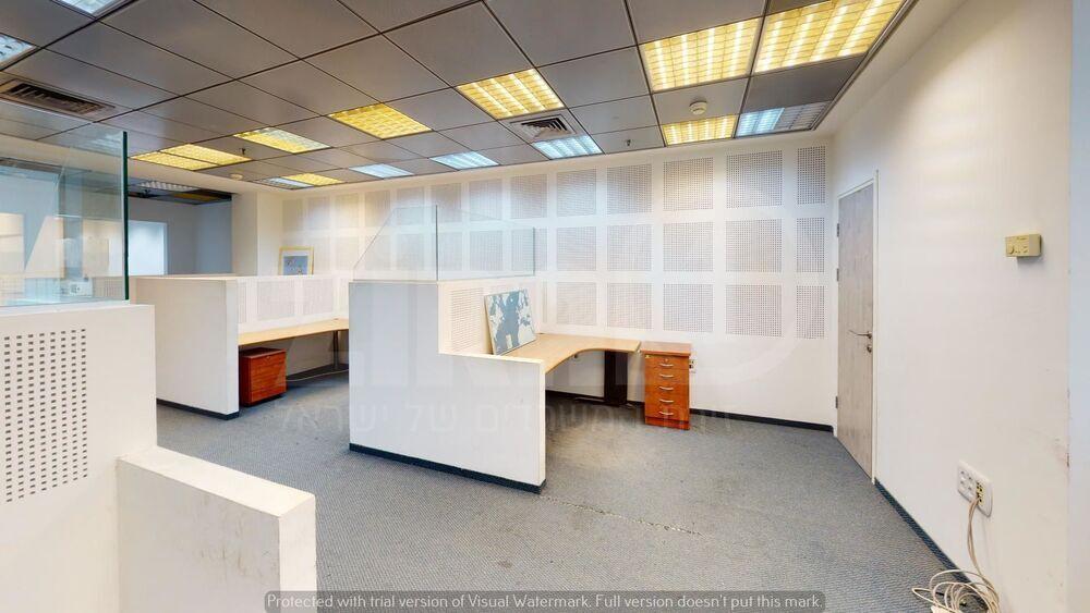 משרד בבניין הנגר 8   קומה 0   שטח 95מ״ר    תמונה #0 - 1