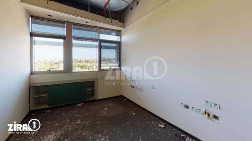 משרד בבניין מגדלי זיו- בניין D | קומה 8 | שטח 1600מ״ר  | תמונה #17 - 1