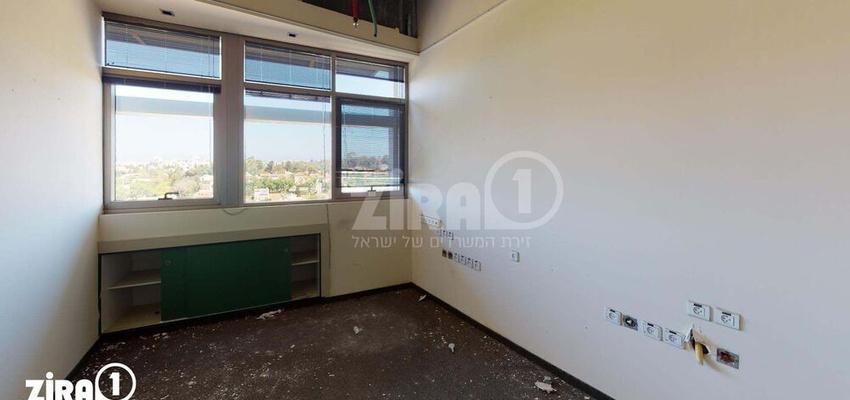 משרד בבניין מגדלי זיו- בניין D | קומה 8 | שטח 1600מ״ר  | תמונה #0 - 1