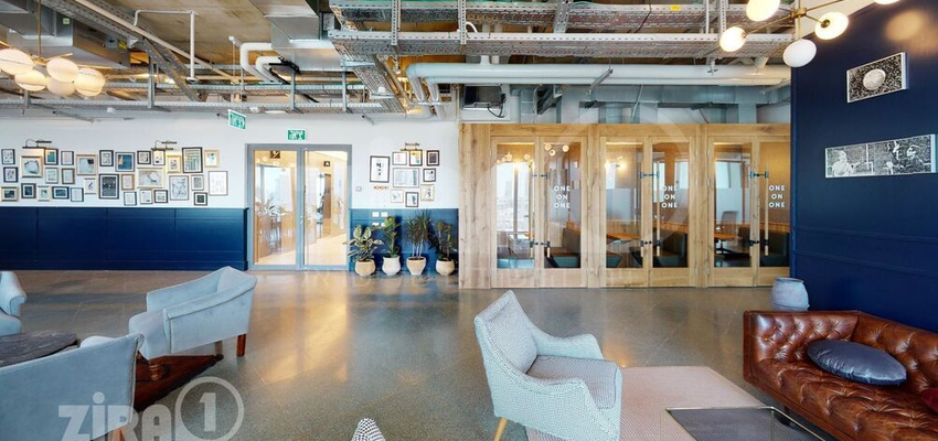 חלל עבודה Mindspace La Guardia בתל אביב יפו | קומה 8 | תמונה #0 - 1