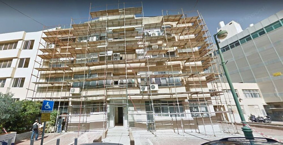 בניין הבונים 8 ברמת גן | רמת הבניין classC | תמונה #10 - 1