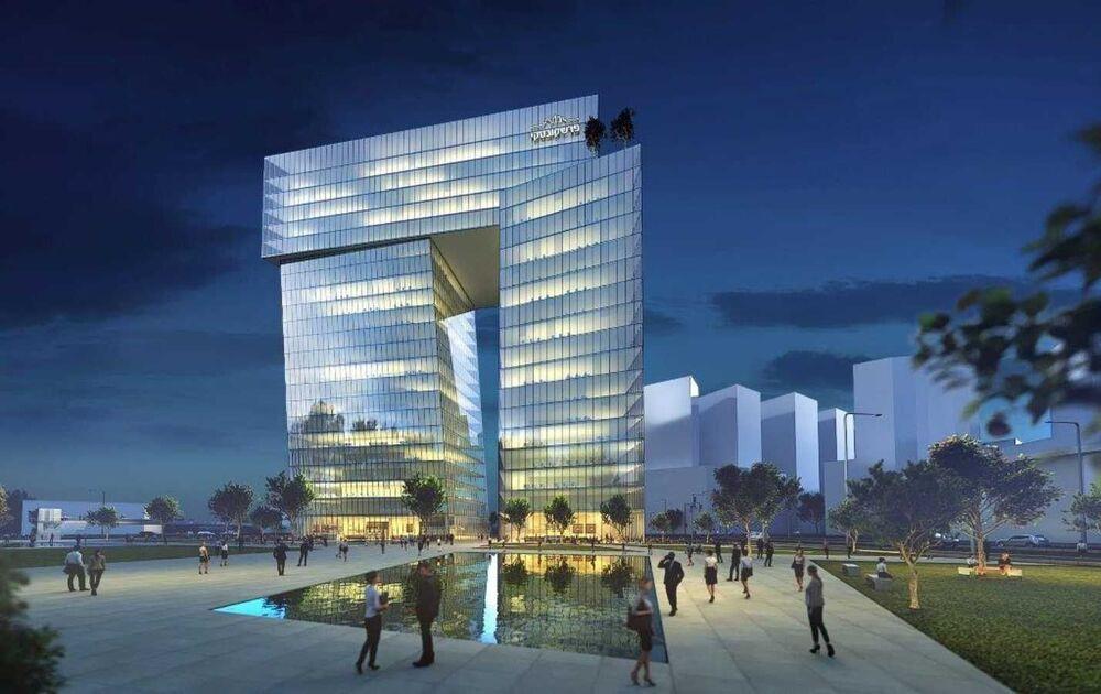 בניין פרשקובסקי 8 בראשון לציון | רמת הבניין classA | תמונה #0 - 1
