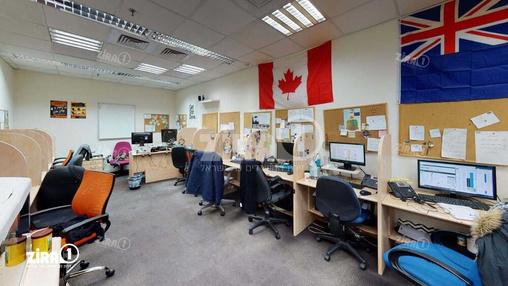 משרד בבניין הצורן 4 | קומה 2 | שטח 400מ״ר  | תמונה #2 - 1