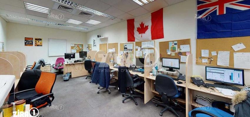 משרד בבניין הצורן 4   קומה 2   שטח 400מ״ר    תמונה #0 - 1