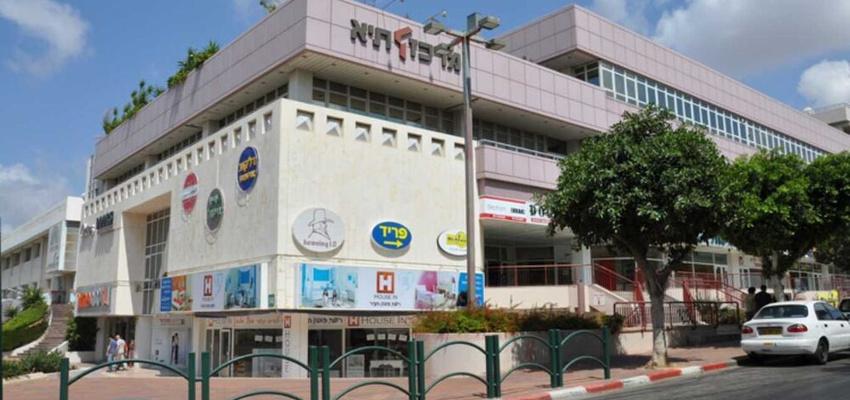 בניין מרכז תיא Taya Center ברעננה   רמת הבניין classB   תמונה #0 - 1