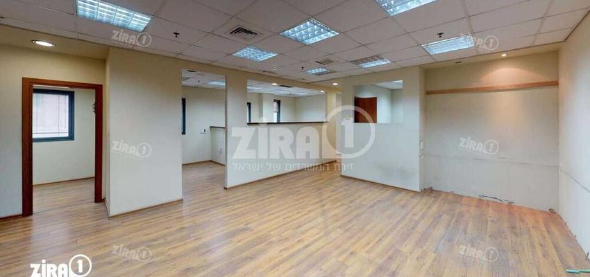 משרד בבניין בית אמריקה | קומה 7 | שטח 258מ״ר  | תמונה #0 - 1