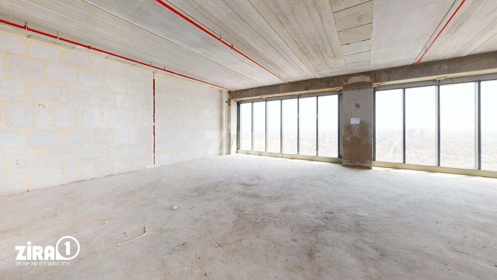 משרד בבניין מגדל הכשרת הישוב  | קומה 40 | שטח 1600מ״ר  | תמונה #0 - 1