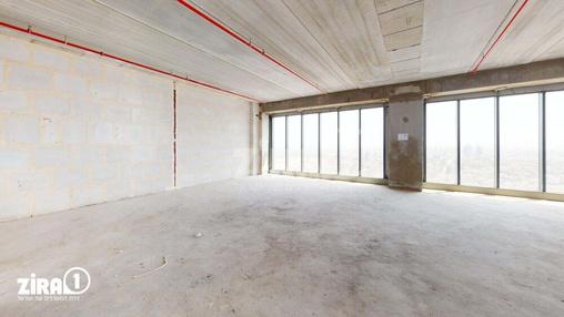משרד בבניין מגדל הכשרת הישוב  | קומה 40 | שטח 1600מ״ר  | תמונה #6 - 1