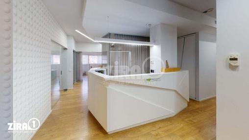 משרד בבניין בית העץ הנדיב | קומה 1 | שטח 307מ״ר  | תמונה #10 - 1