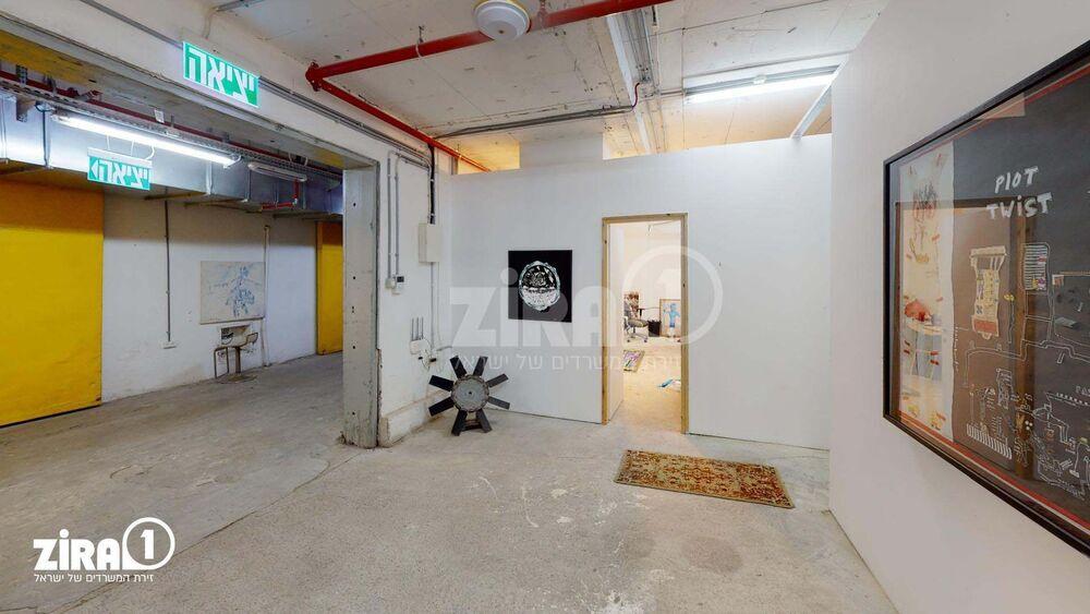 חלל עבודה: המקרר  בתל אביב יפו | קומה: -2 | תמונה #1 - 1