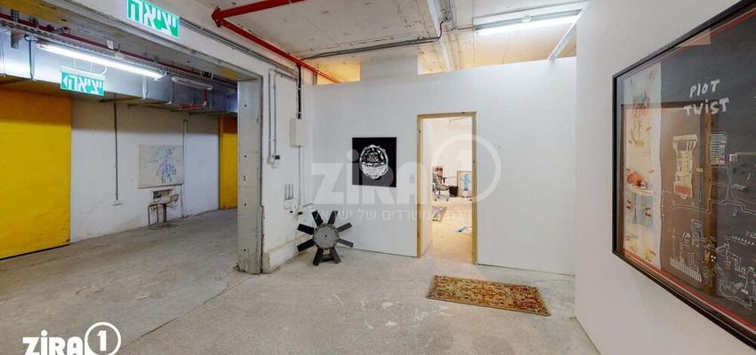 חלל עבודה המקרר  בתל אביב יפו | קומה -2 | תמונה #0 - 1
