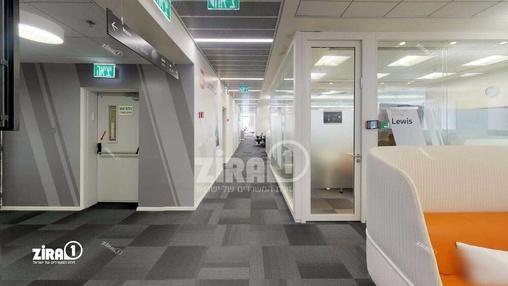 משרד בבניין בניין Wopa | קומה 3 | שטח 820מ״ר  | תמונה #1 - 1
