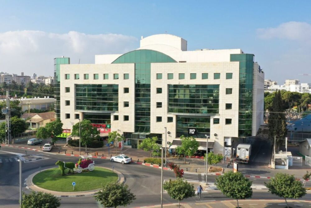 בניין בית הנדיב בהרצליה | רמת הבניין classB | תמונה #0 - 1