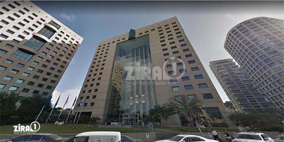 בניין בית עוז ברמת גן   רמת הבניין classB   תמונה #0 - 1