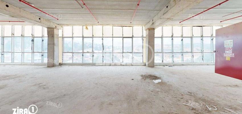 משרד בבניין קניון מגה אור | קומה 7 | שטח 1100מ״ר  | תמונה #0 - 1