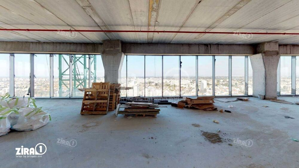 משרד בבניין מגדל מניבים - מיטב | קומה: 17 | שטח 1280 תמונה | מ׳׳ר #0 - 1
