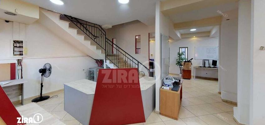 משרד בבניין בית גיורא | קומה 2 | שטח 130מ״ר  | תמונה #0 - 1