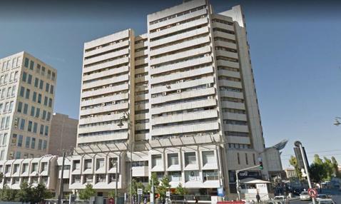 בניין מרכז כלל בירושלים   רמת הבניין classB   תמונה #19 - 1