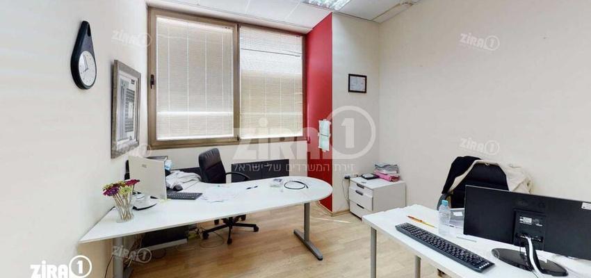 משרד בבניין לב הנבט | קומה 1 | שטח 110מ״ר  | תמונה #0 - 1