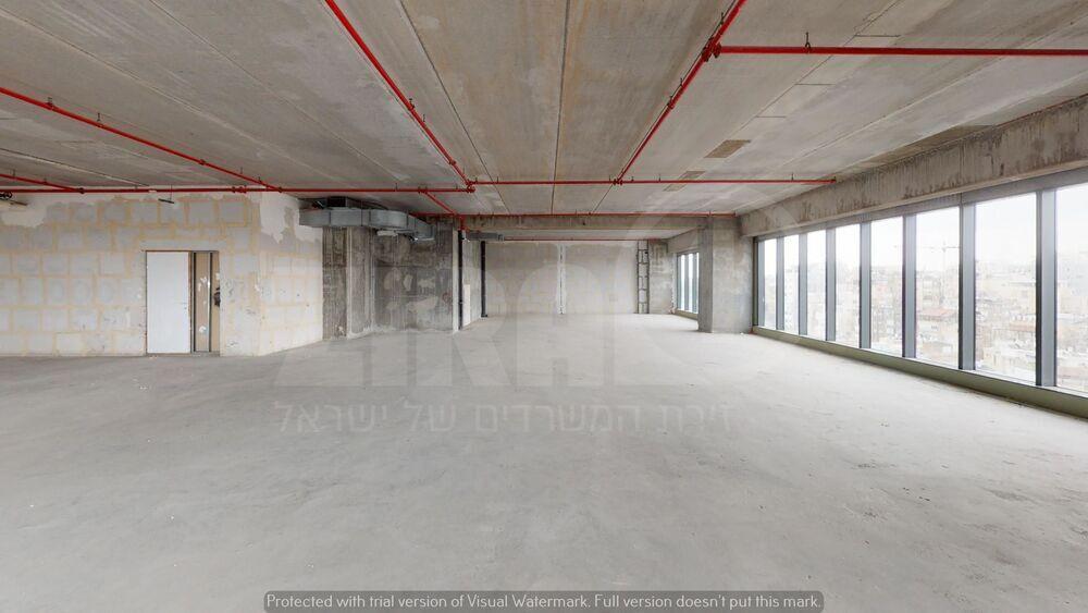 משרד בבניין מגדל הכשרת הישוב  | קומה 11 | שטח 389מ״ר  | תמונה #0 - 1