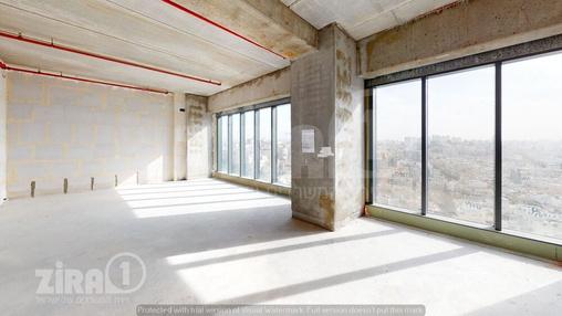 משרד בבניין מגדל הכשרת הישוב  | קומה 13 | שטח 86מ״ר  | תמונה #9 - 1