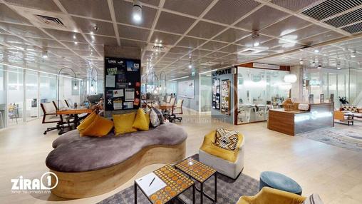 חלל עבודה Urban Place-Shalom Tower בתל אביב יפו | קומה 1 | תמונה #3 - 1