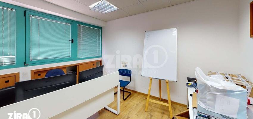 משרד בבניין הסיבים 9 | קומה 1 | שטח 250מ״ר  | תמונה #0 - 1