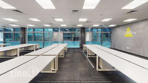 משרד בבניין בית אמפא  - תל אביב | קומה 1 | שטח 550מ״ר  | תמונה #3 - 1