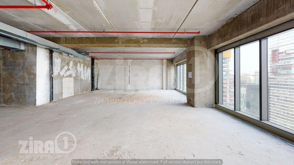 משרד בבניין מגדל הכשרת הישוב    קומה 20   שטח 225מ״ר    תמונה #0 - 1