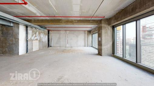 משרד בבניין מגדל הכשרת הישוב  | קומה 20 | שטח 225מ״ר  | תמונה #15 - 1