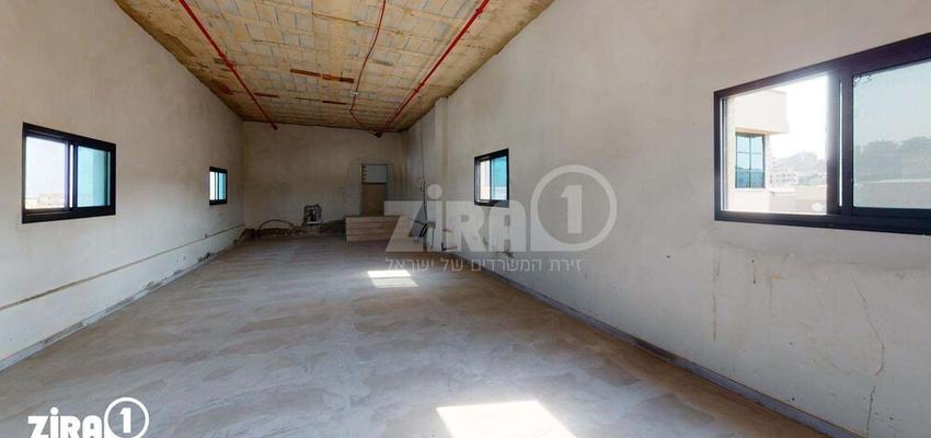 משרד בבניין חמזה 9 | קומה 2 | שטח 100מ״ר  | תמונה #0 - 1