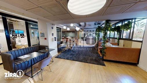 חלל עבודה Urban Place-Shalom Tower בתל אביב יפו | קומה 1 | תמונה #4 - 1