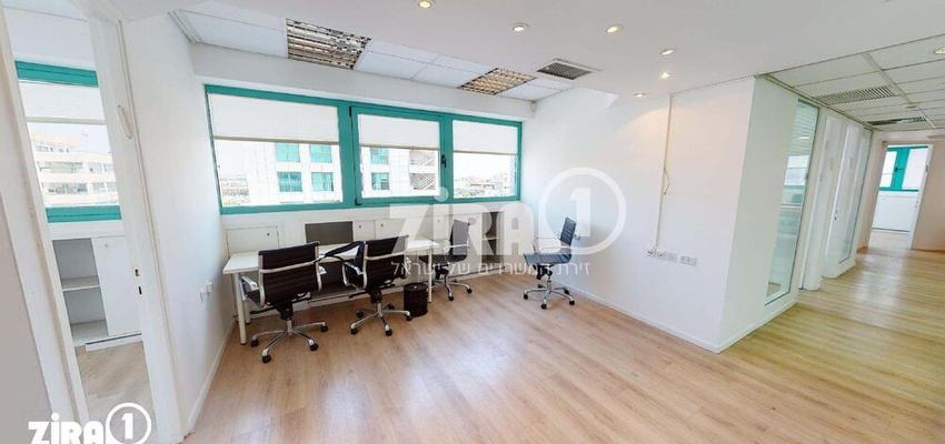 משרד בבניין הסיבים 9   קומה 2   שטח 210מ״ר    תמונה #0 - 1