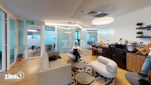 חלל עבודה Urban Place Rothschild בתל אביב יפו | קומה 9 | תמונה #23 - 1