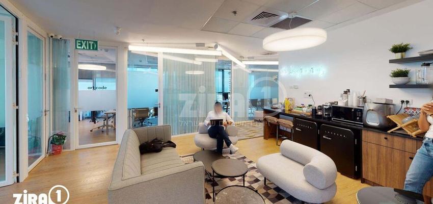 חלל עבודה Urban Place Rothschild בתל אביב יפו | קומה 9 | תמונה #0 - 1