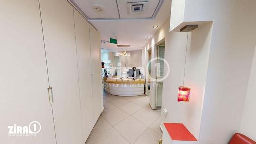 משרד בבניין קניון עזריאלי מודיעין | קומה 5 | שטח 100מ״ר  | תמונה #0 - 1