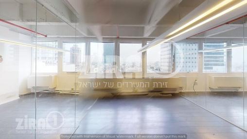 משרד בבניין מגדל שלום מאיר | קומה 7 | שטח 758מ״ר  | תמונה #3 - 1