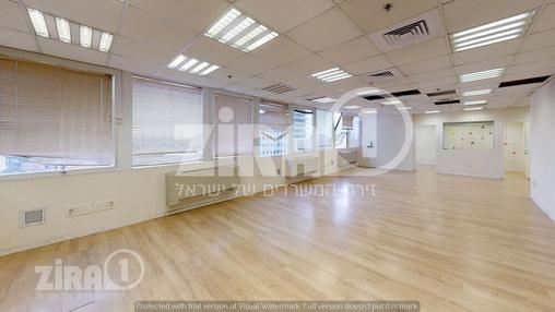 משרד בבניין מגדל שלום מאיר | קומה 6 | שטח 174מ״ר  | תמונה #4 - 1